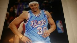 Seth Curry 8x10 Photo IP Autograph