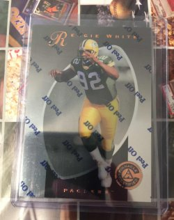 1997  Pinnacle Certified Reggie White