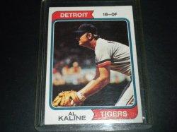 1974 Topps  Al Kaline