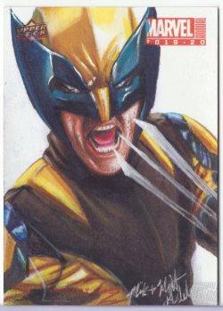 Marvel: Annual MATT & MICK GLEBE (WOLVERINE)