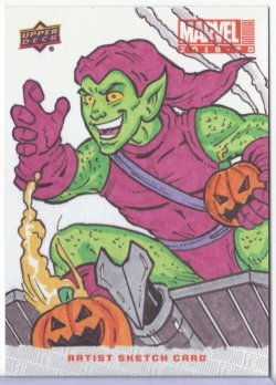 Marvel: Annual SCOTT SIMMONS (GREEN GOBLIN)