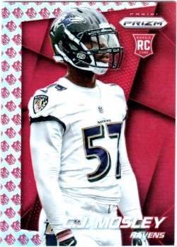 NFL Red Mosley /75