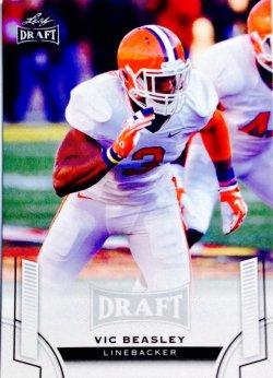 2015 Leaf Draft Vic Beasly
