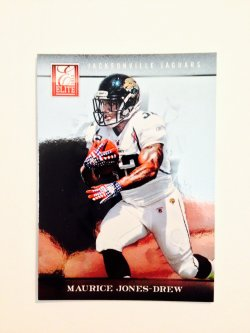 2012 Panini Elite Maurice Jones-Drew