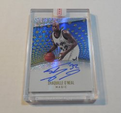 2017/18 Panini Revolution Shaquille ONeal
