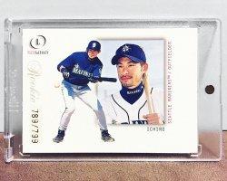 2001 Fleer Legacy Ichiro Suzuki /799
