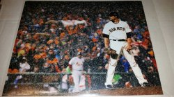 Javier Lopez 8x10 Photo IP Autograph