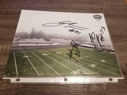 2016   Oakland Raiders Training Camp 8.5x11 Photo IP Autographs