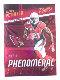 2017 Panini Prestige Phenomenal Athletes /10 Patrick Peterson
