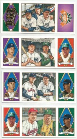 1993 T202 UD Preview Set