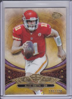 Alex Smith 2013 Topps Triple Threads Purple /320