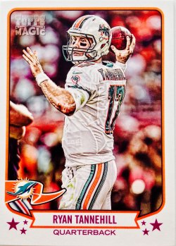 2013 Topps Magic Ryan Tannehill