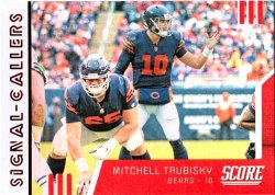 Trubisky Signal Callers