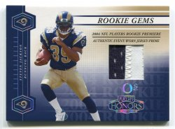2004 Playoff Honors Steven Jackson Os Patch