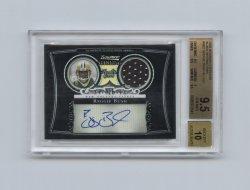 2006 Bowman Sterling Black Refractors #RB2 Reggie Bush AU JSY/25 BGS 9.5/10 (POP 8) As of 2 Mar 2021