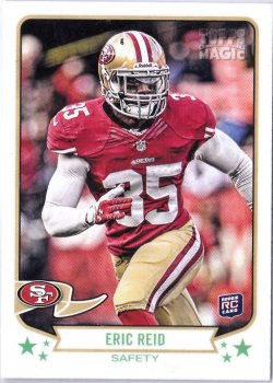 2013 Topps Magic Eric Reid RC