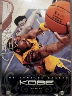 2012-13 Panini Kobe Anthology Kobe Bryant #132
