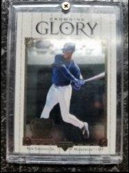 1998 Upper Deck Crowning Glory Ken Griffey Jr. / Mark McGwire