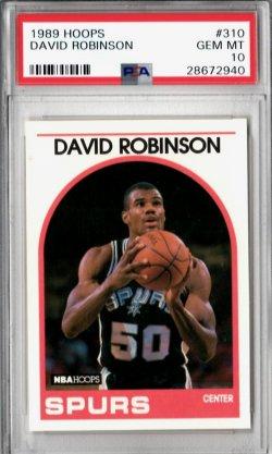 1989  Hoops David Robinson