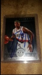 2013-14 Panini Totally Certified  Damian Lillard IP Auto