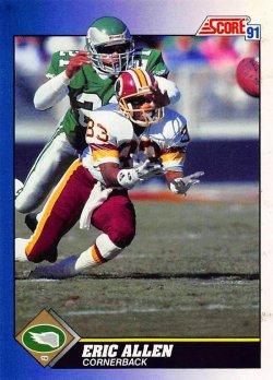 1991  Score Eric Allen