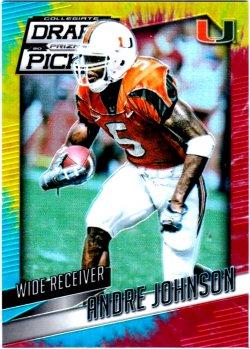 Draft Tye Dye Johnson /49