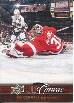 2012 Upper Deck canvas Patrick Kane