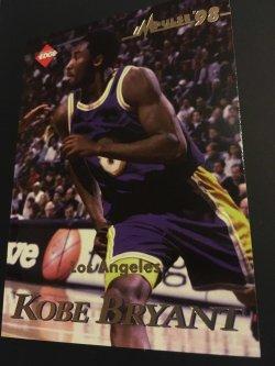 1998  Collectors Edge Impulse98 KOBE BRYANT #26  Los Angeles Lakers AllStar G