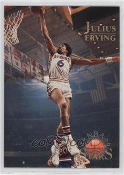 1996 Topps Topps Stars Julius Erving 115