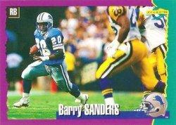 1994  Score Barry Sanders