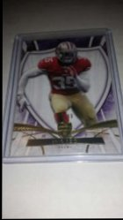 2013 Topps Supreme Purple Eric Reid