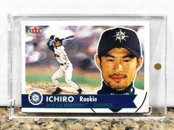 2001 Fleer Tradition Ichiro Suzuki