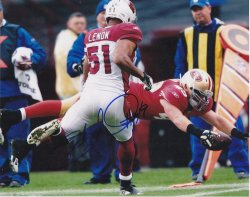 Bruce Miller Signed IP 8x10 Photo