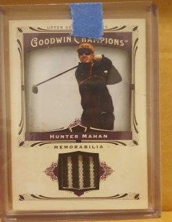 2013  Goodwinn Champions Hunter Mahan