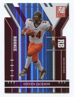 2004 Donruss Elite Steven Jackson Aspirations