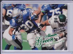 Ahman Green 1998 Ultra RC