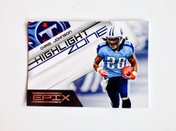 2011 Panini EPIX Highlight Zone Chris Johnson