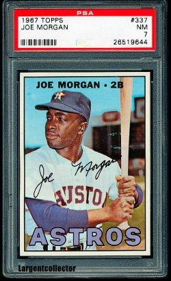 1967 Topps  Joe Morgan