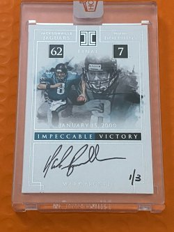 2020 Panini Recollection Collection Brunell