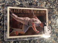1996 Topps  Classic Confrontations-#CC-2