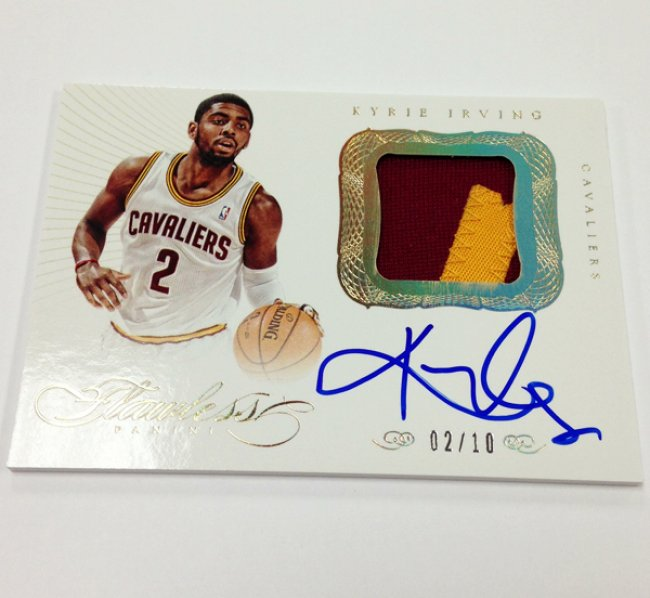 Kyrie Irving Gold Flawless RPA