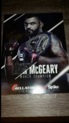 Liam McGeary 8.5x11 Photo IP Autograph