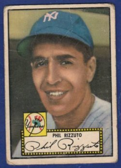 1952 Topps  Phil Rizzuto