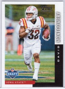 2019 Score Score David Montgomery NFL Draft