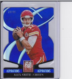 Alex Smith 2014 Elite Aspirations /89
