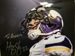 Harrison Smith Signed 8x10