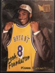 1996-97 Skybox Metal #137 Kobe Bryant FF RC