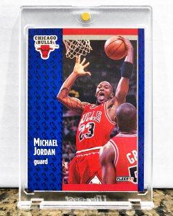 1991 Fleer  Michael Jordan