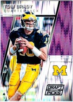 Draft Purple Brady /99