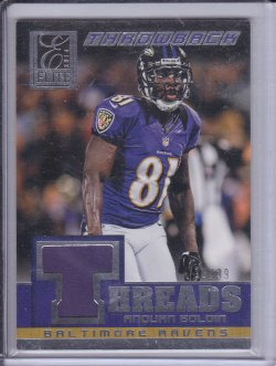 Anquan Boldin 2014 Elite Throwback Threads /99